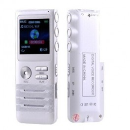 8GB Digital Voice Recorder With Noise Reduction(WVR-07B)
