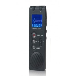 8GB Digital Bluetooth Voice Cell Phone Recorder with Noise Reduction(WVR-04B)
